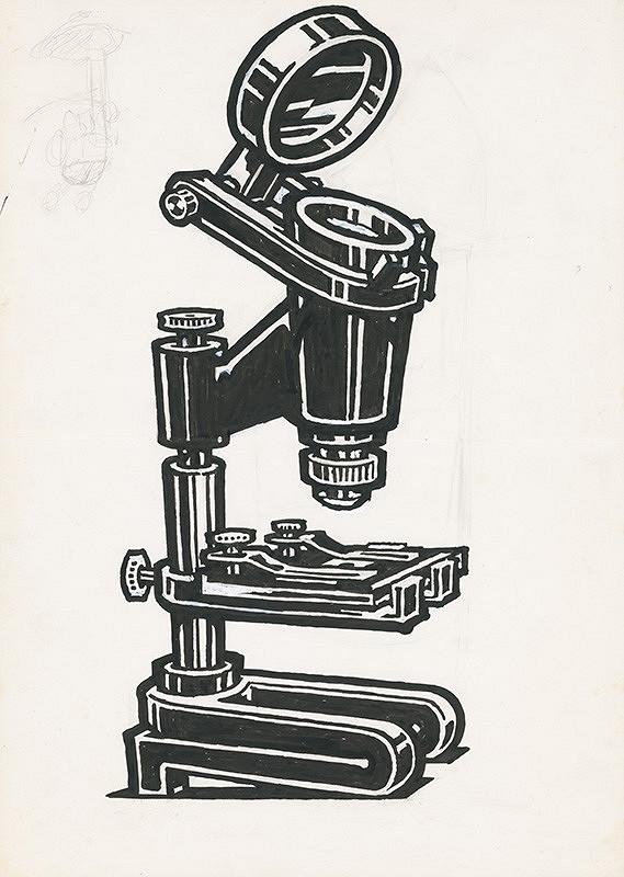 Emil Drličiak – Hra (Mikroskopy)