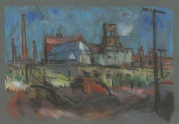 Janko Alexy – Továrenská štvrť r.1940