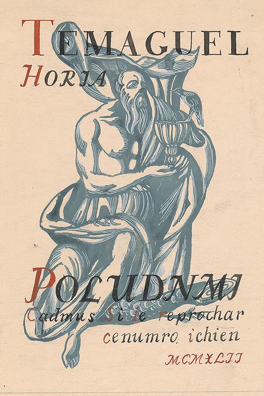 Ján Novák - Návrh na obálku