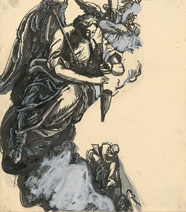 Ján Novák – Anjel hrajúci na gajdách