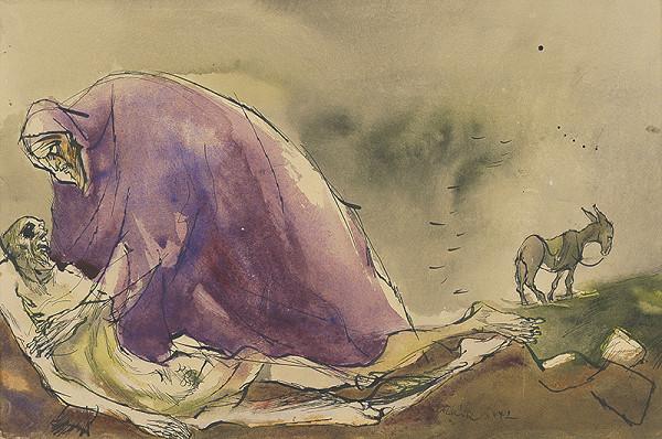 Vincent Hložník – Milosrdný samaritán