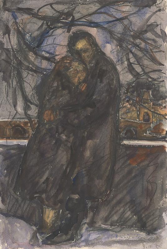 Imrich Weiner-Kráľ - Milenci