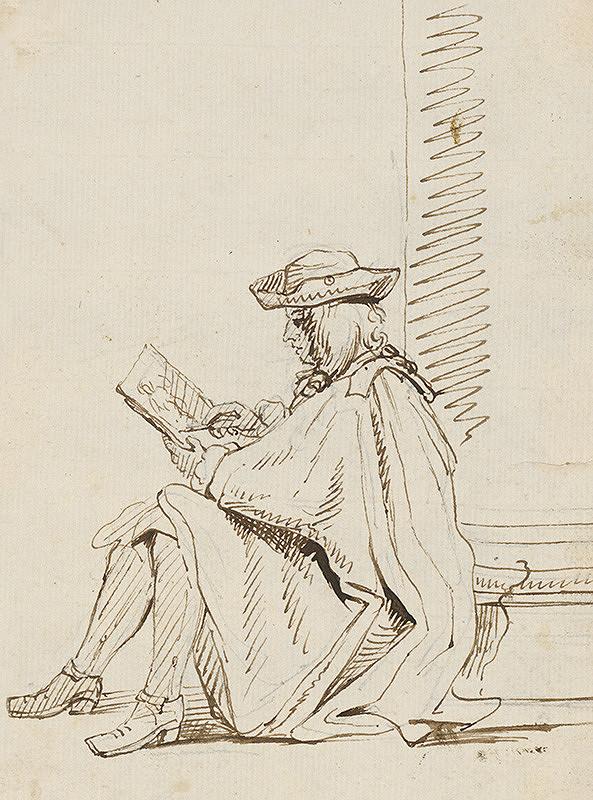 Vincenzo Camuccini – Maliar pri práci