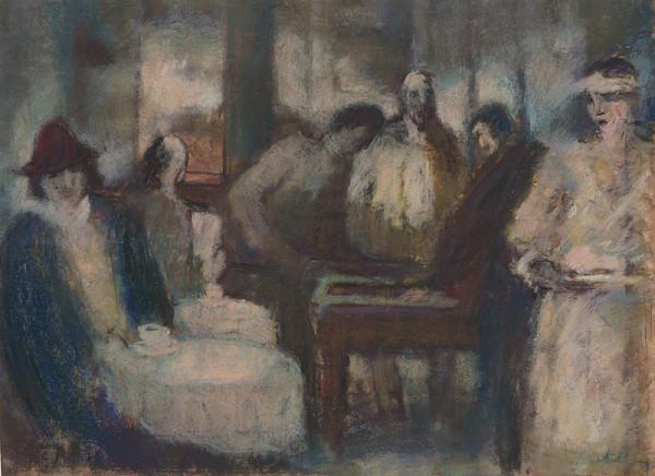 Janko Alexy – V kaviarni