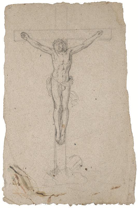 Jozef Czauczik – Kristus na kríži