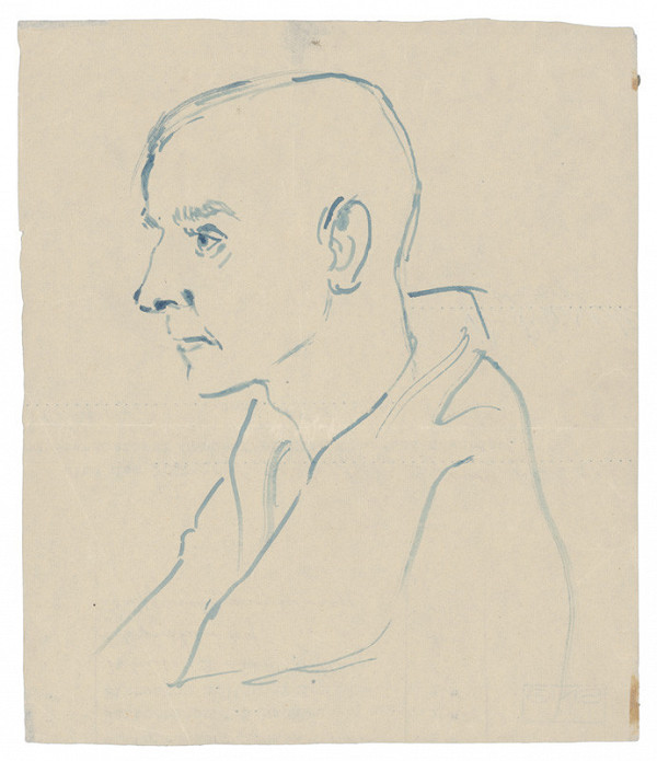 Jozef Fedora – Hlava muža z koncentráku
