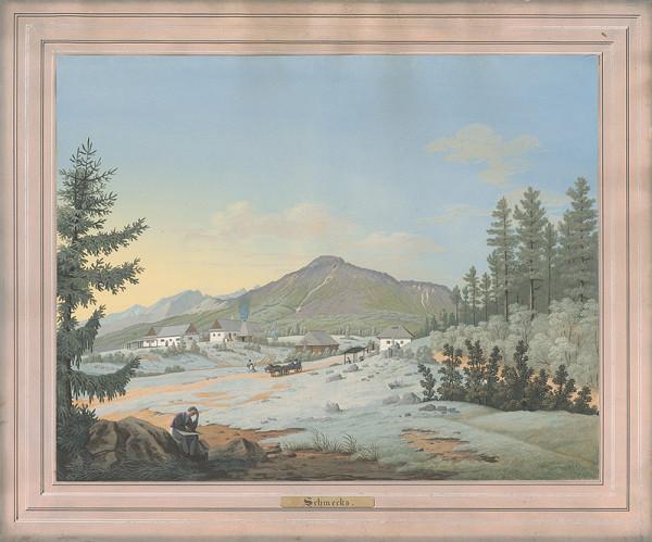 Gustav Adolf Müller - Dolný Smokovec