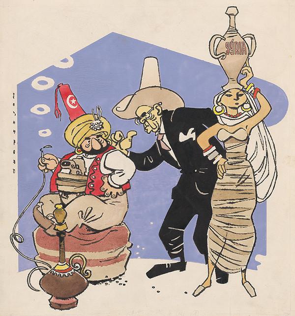 Viliam Weisskopf – V tureckom háreme