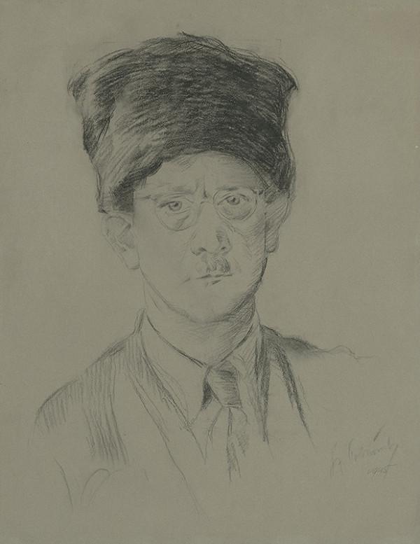 Štefan Polkoráb – Autoportrét