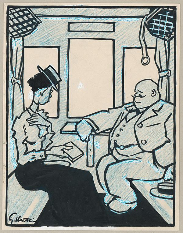 G. Kenti – Vo vlaku