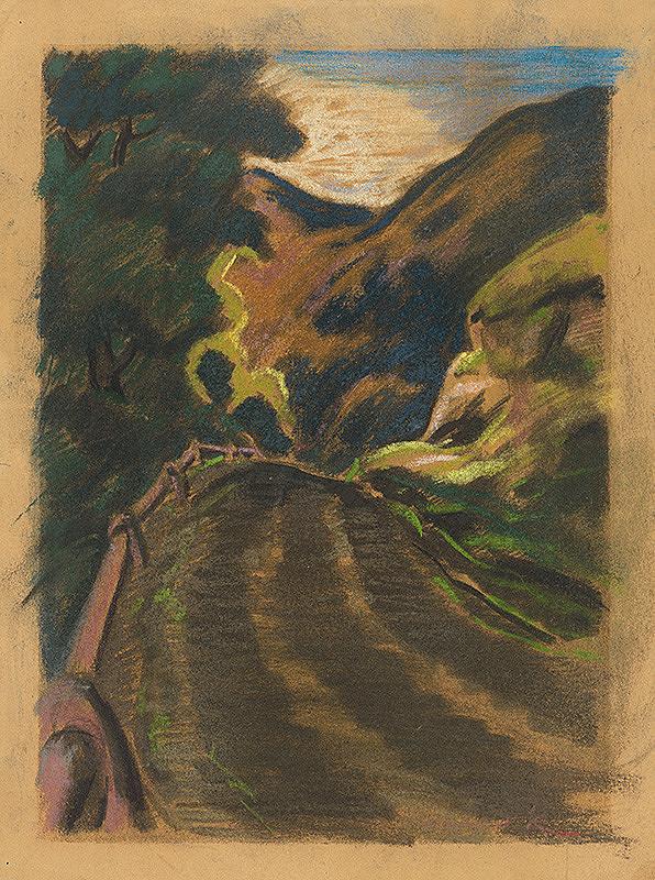 Edmund Gwerk – Cesta medzi kopcami