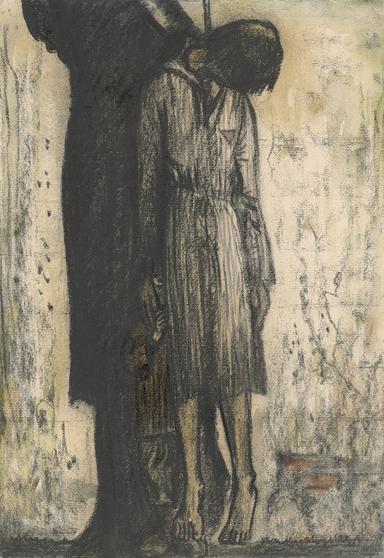 Imrich Weiner-Kráľ – Popravená