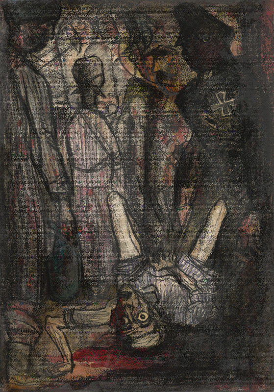 Imrich Weiner-Kráľ - Fašistické obete