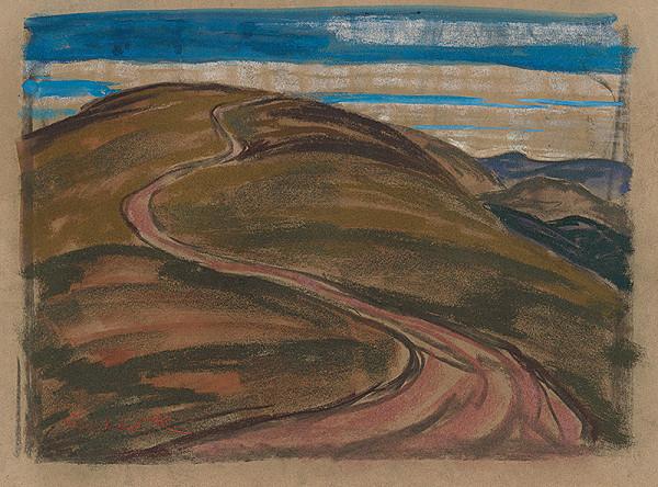 Edmund Gwerk - Cesta cez kopce