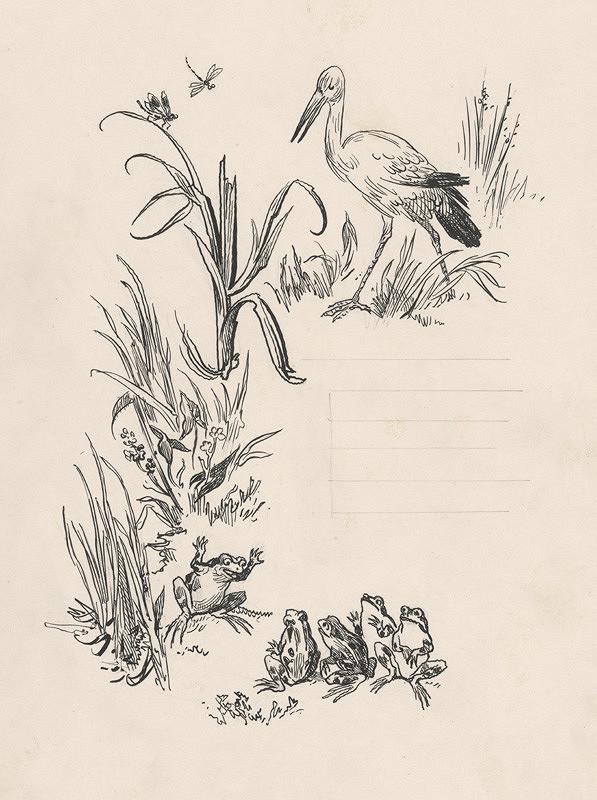 Jaroslav Vodrážka – Žabí koncert
