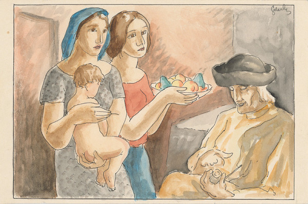 Mikuláš Galanda - Rodina