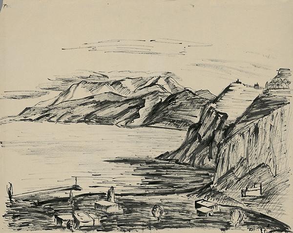 Matilda Čechová – Zátoka na Capri