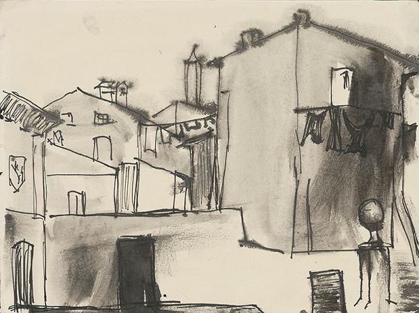 Matilda Čechová - Strechy v Ríme