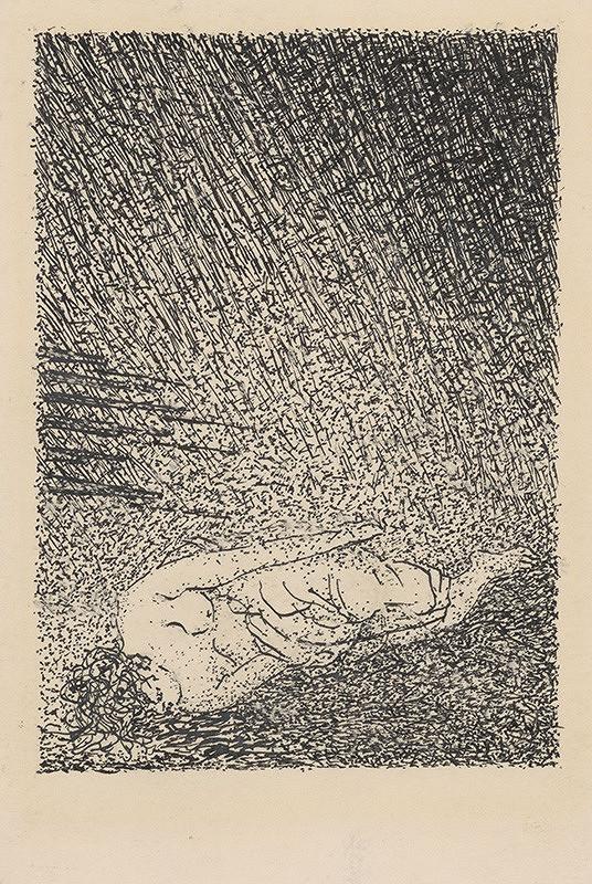 Jozef Šturdík – Mŕtva