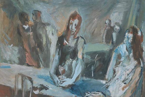 Vincent Hložník - V kaviarni