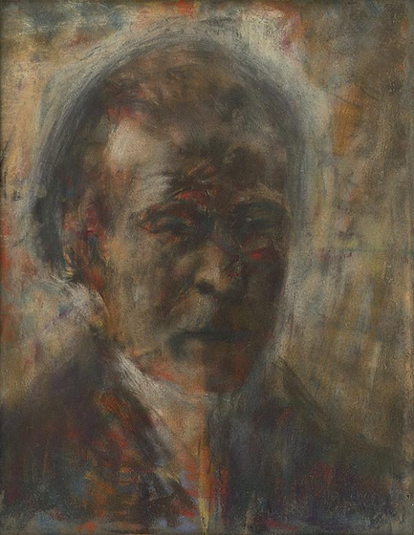 Janko Alexy - Hlava básnika Štefana Krčméryho