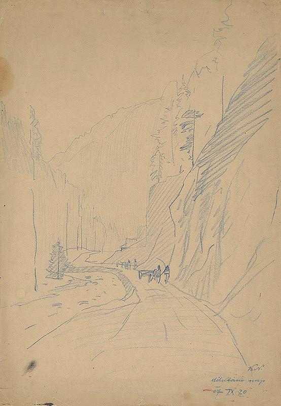 Ferdinand Katona - Horská cesta