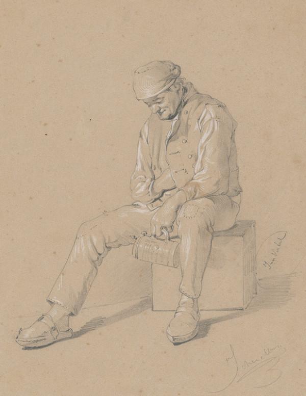 Friedrich Carl von Scheidlin – Sediaci sedliak