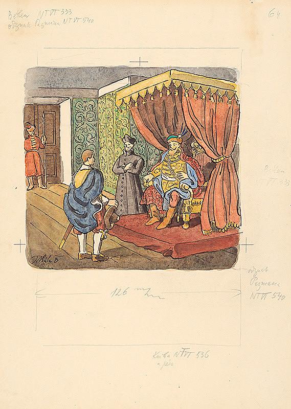 Jan Hála – Pred veľmožom