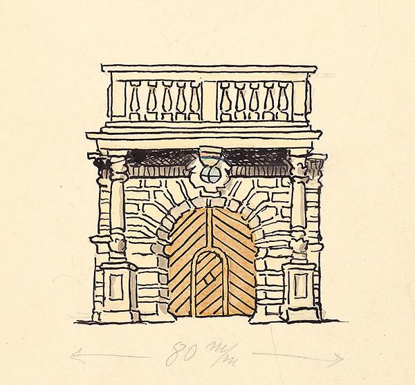 Jan Hála – Brána