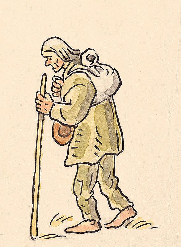 Jan Hála - Na ceste