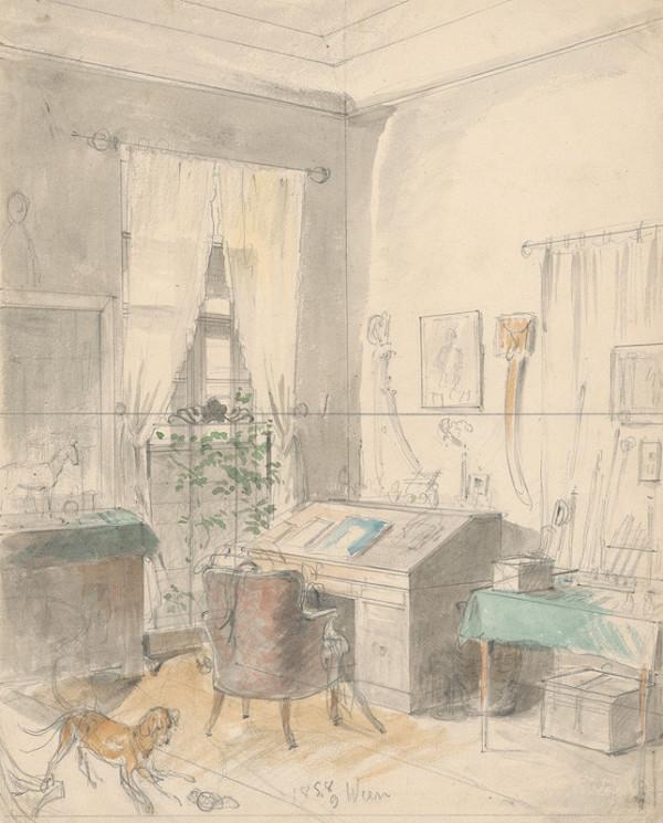 Friedrich Carl von Scheidlin – Interiér
