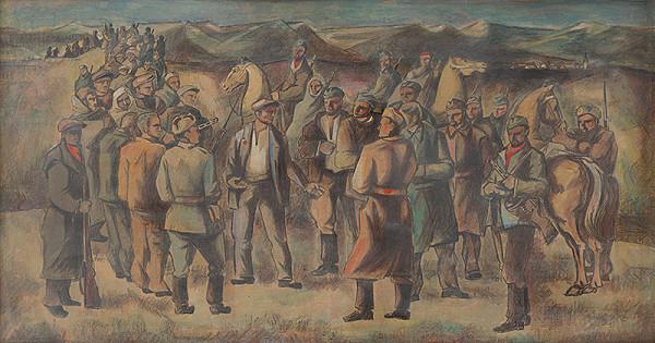 Viliam Chmel - Z Povstania