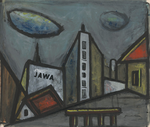 Ladislav Guderna – Predmestie
