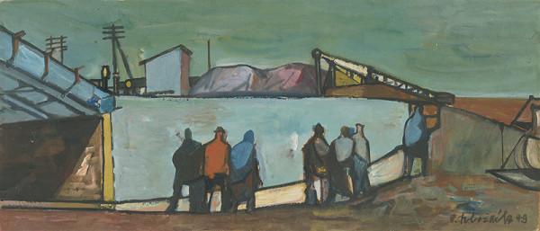 Vincent Hložník - Do práce