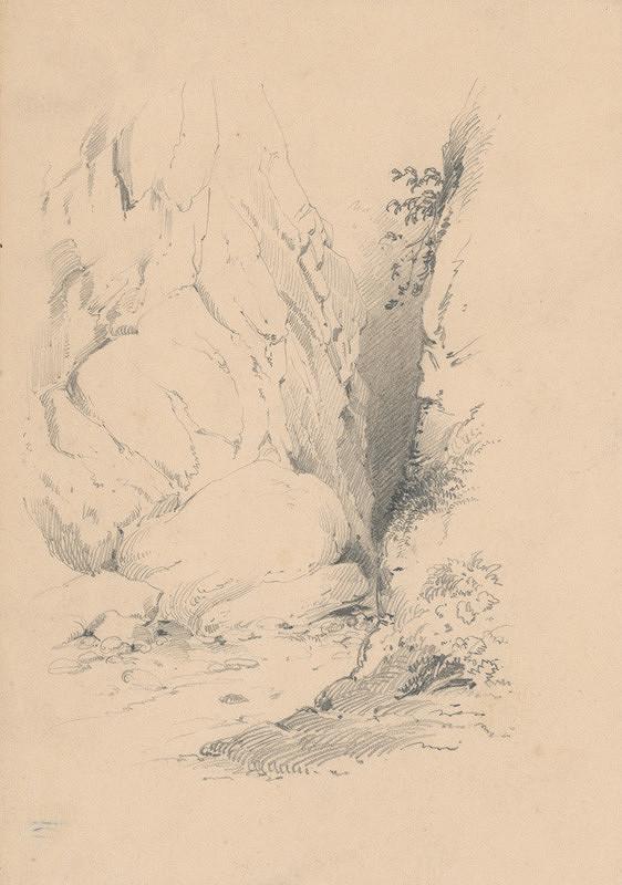 Friedrich Carl von Scheidlin - Skaly