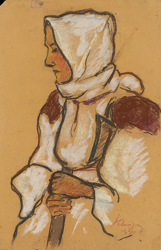 Zolo Palugyay - Žena z Liptova