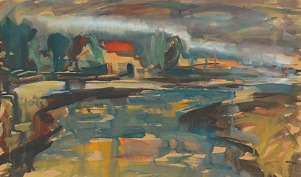 Viliam Chmel – Krajina s riekou