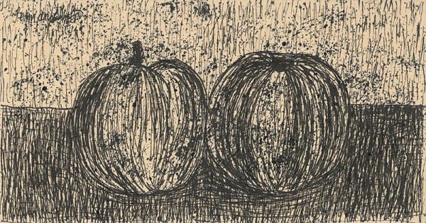 Ervín Semian - Dve jablká