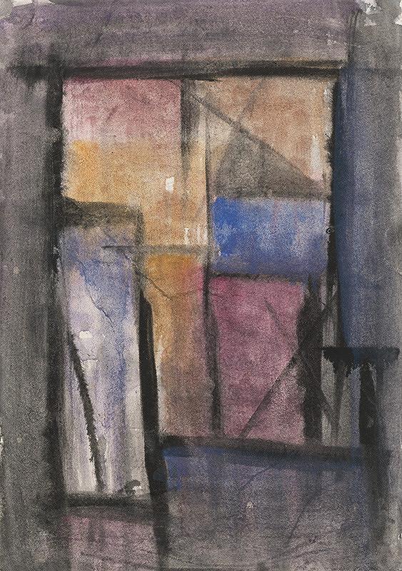 Milan Paštéka – Okno