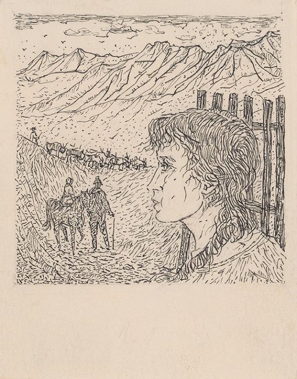 Jozef Šturdík – Na horách