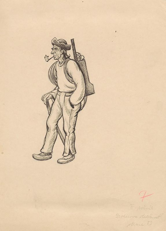 Aurel Kajlich – 4.-Drotárova statočnosť