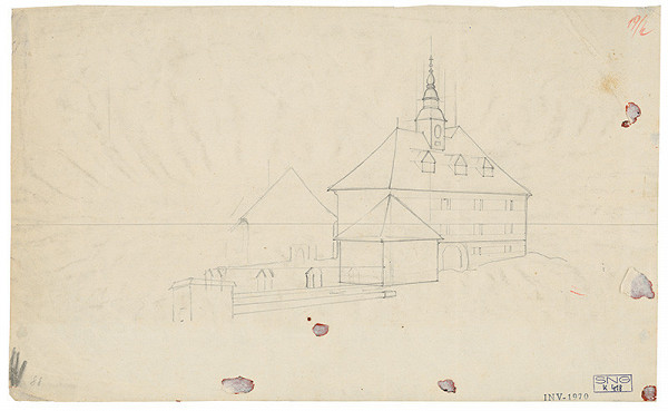 Friedrich Carl von Scheidlin – Štúdia architektúry