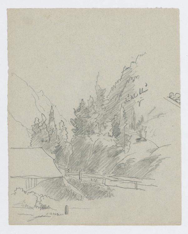 Friedrich Carl von Scheidlin – Horský priesmyk