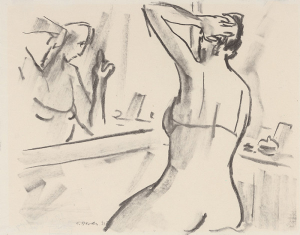 Eugen Nevan – Pred zrkadlom