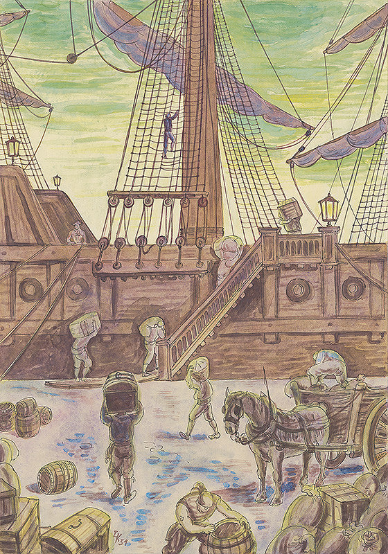 Ľubomír Kellenberger – 6.- Robinson Crusoe