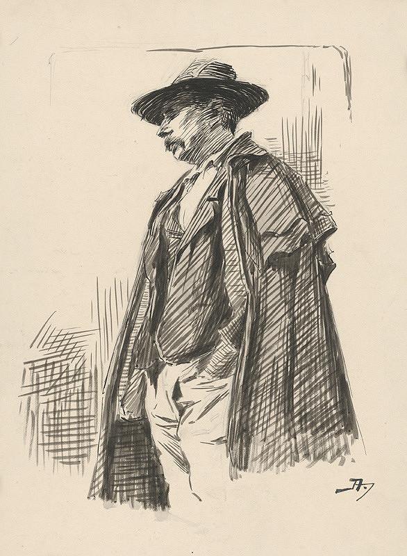 Jaroslav Augusta – Muž v peleríne