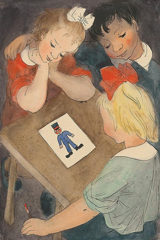 Mária Želibská - Modráček 2