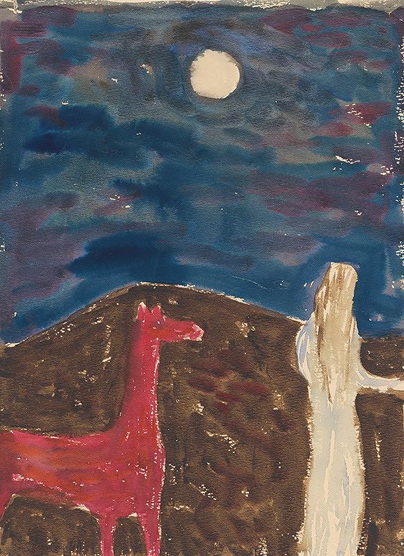 Ervín Semian – Mesiac