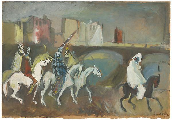 Vincent Hložník – Napoleónov pochod