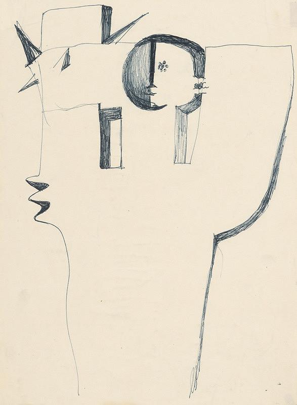 Andrej Rudavský – Žena